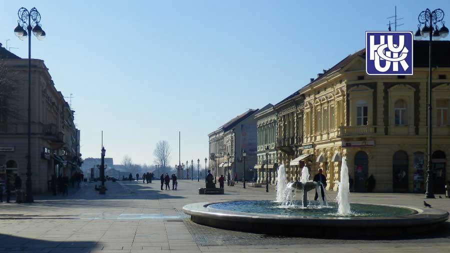 Slavonski Brod HUCUK