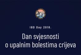 Dan svjesnosti o upalnim bolestima crijeva 2018